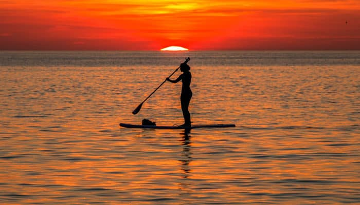 5 Best Inflatable SUP Boards for Surfing, Fishing, Rivers & Ocean