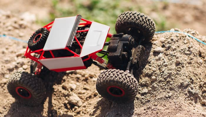 10 Best RC Rock Crawlers
