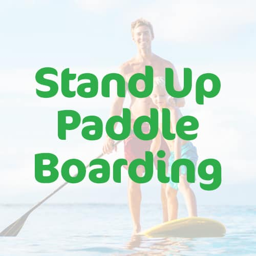 The Ultimate Beginner's Guide to Stand Up Paddle Boarding (SUP)