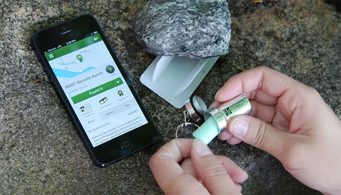 4 Best Apps for Geocaching