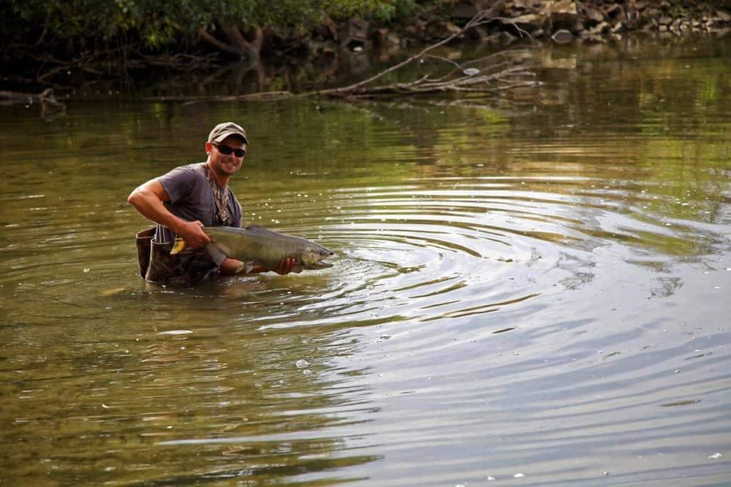popular fishing