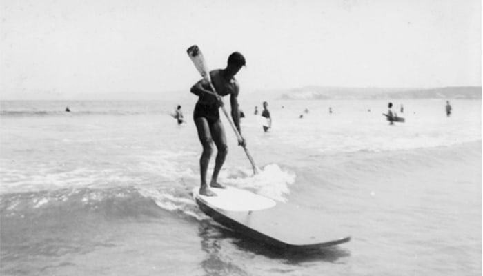 The History of Stand Up Paddle Boarding (SUP)
