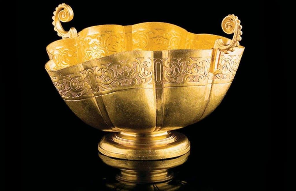 1. Golden Chalice