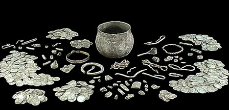 12. Viking Treasure Trove