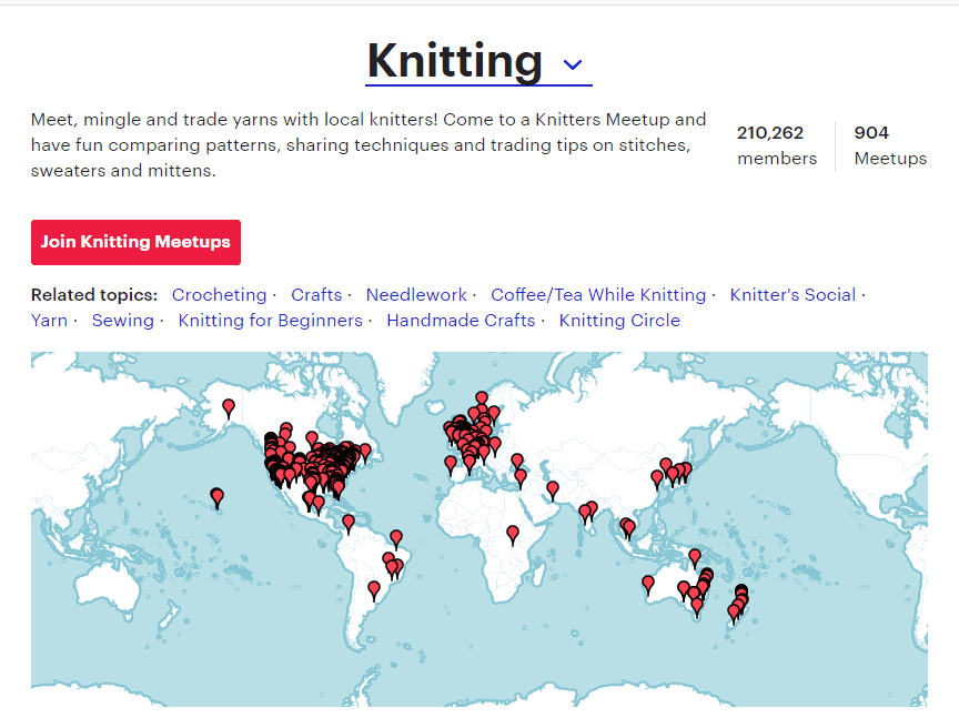 knitting_on_meetup