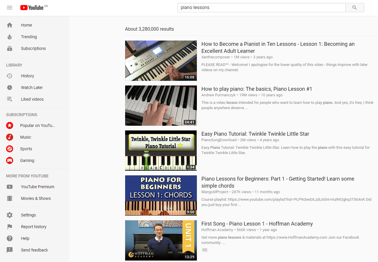 Piano for Beginners: How to Get Started Playing Piano