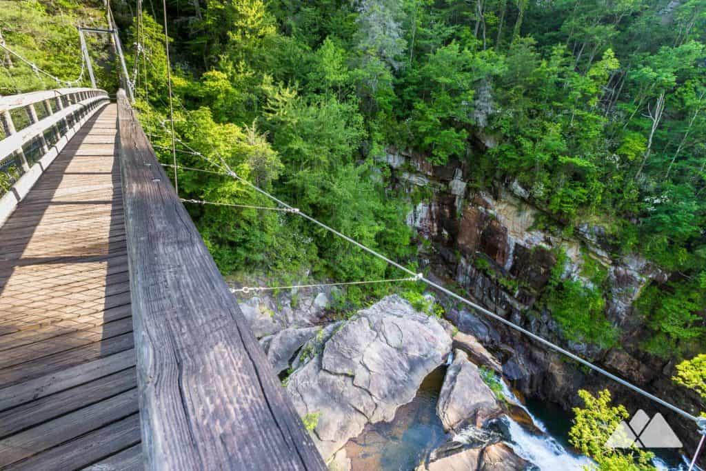 Hurricane Falls Trail