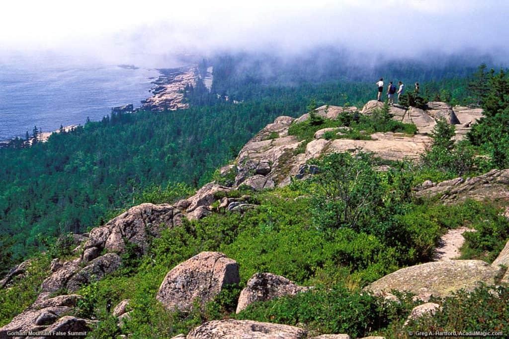 Gorham Mountain Loop, Acadia National Park