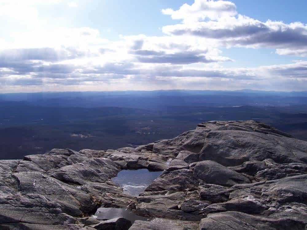 Mount Monadnock, Monadnock State Park, New Hampshire