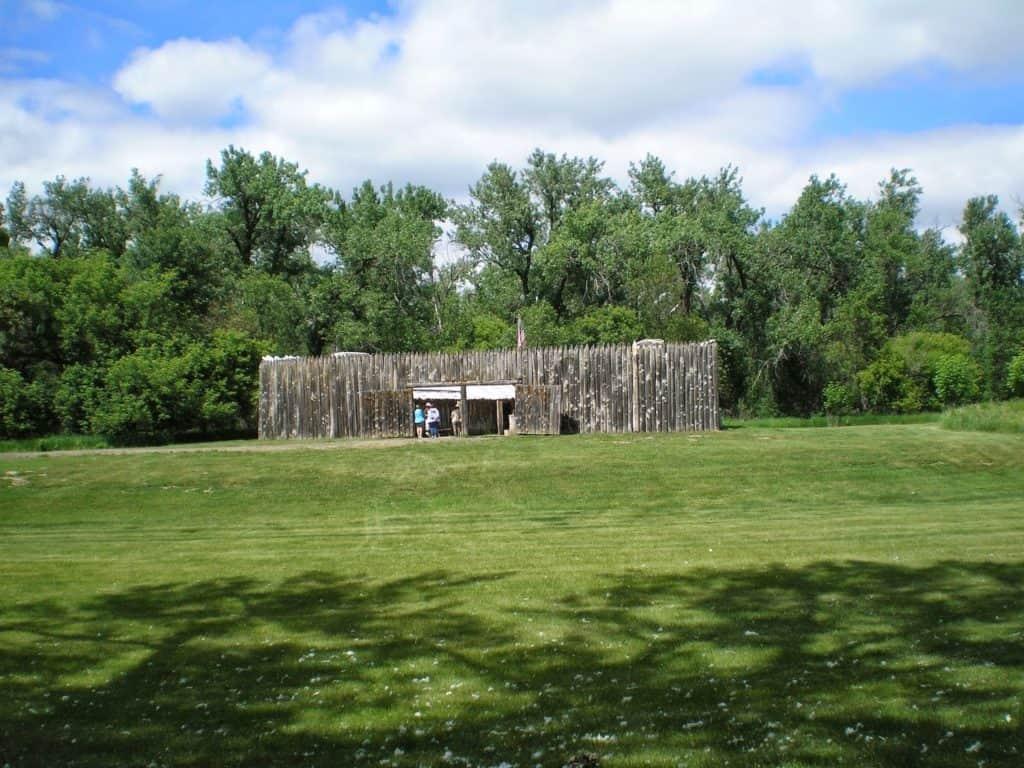 Fort Mandan Nature and History Trail, North Dakota
