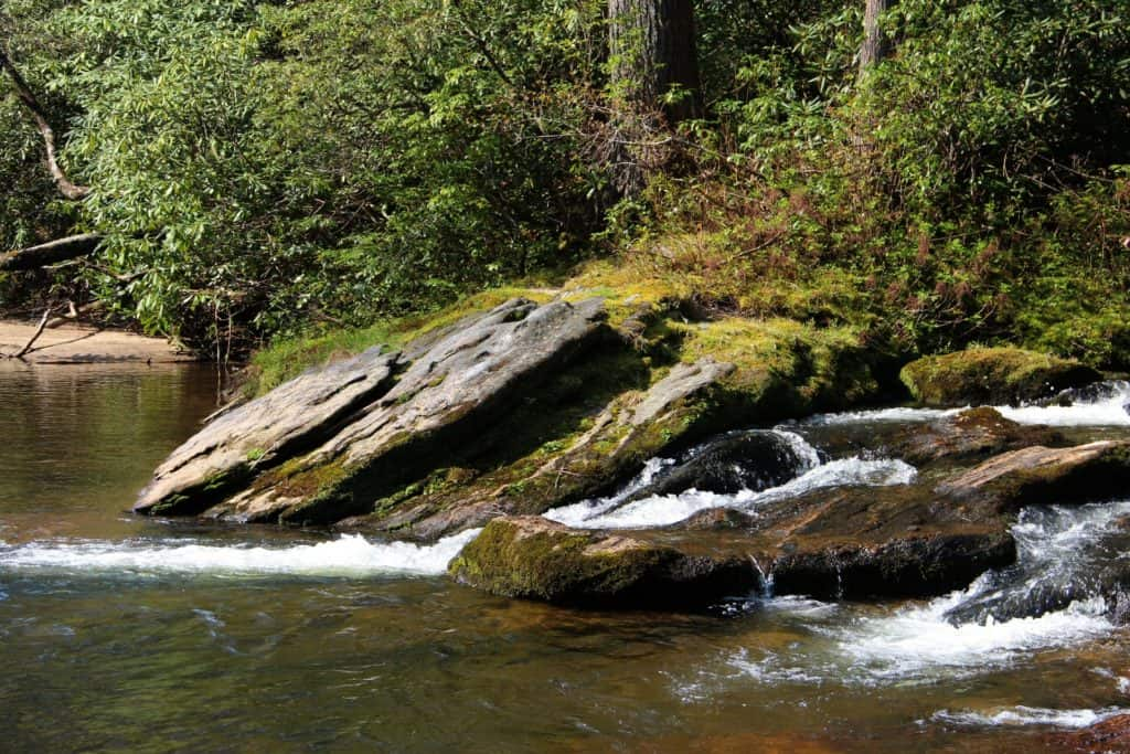 40. Chattooga River Trail, South Carolina
