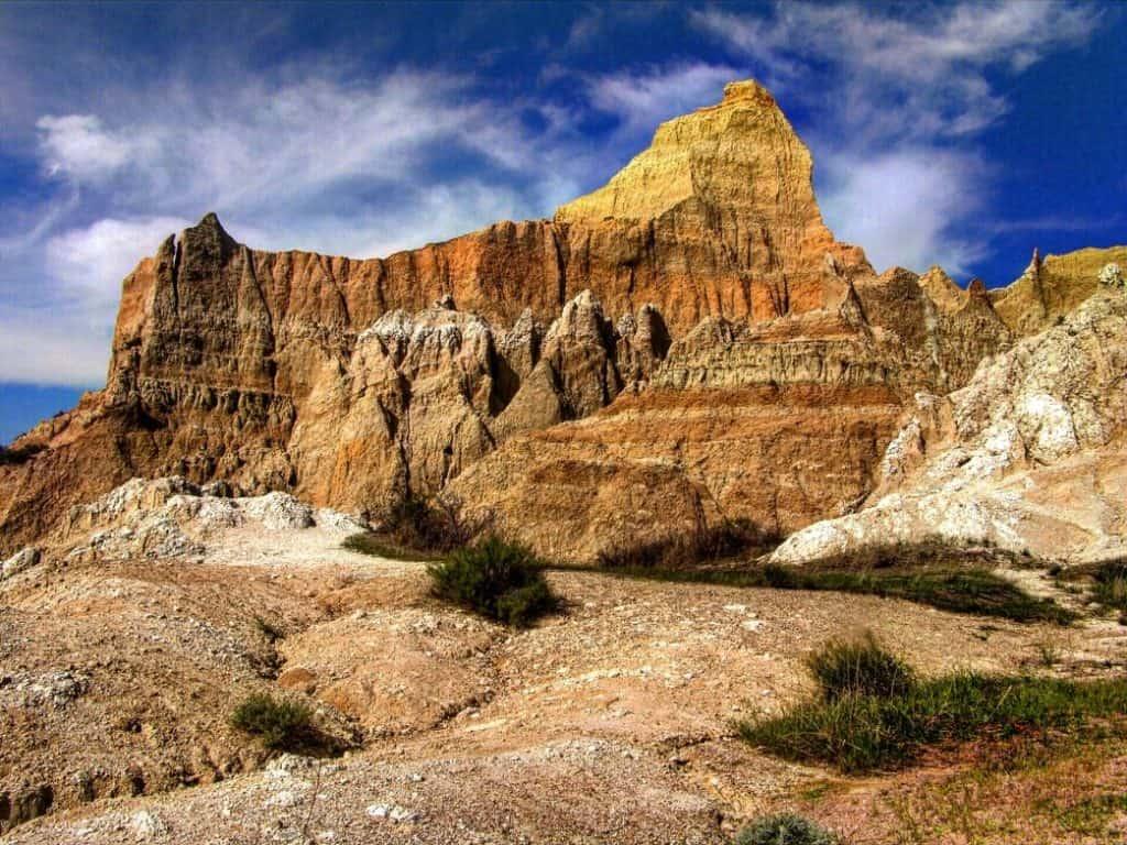 Castle Trail, Badlands National Park, South Dakota