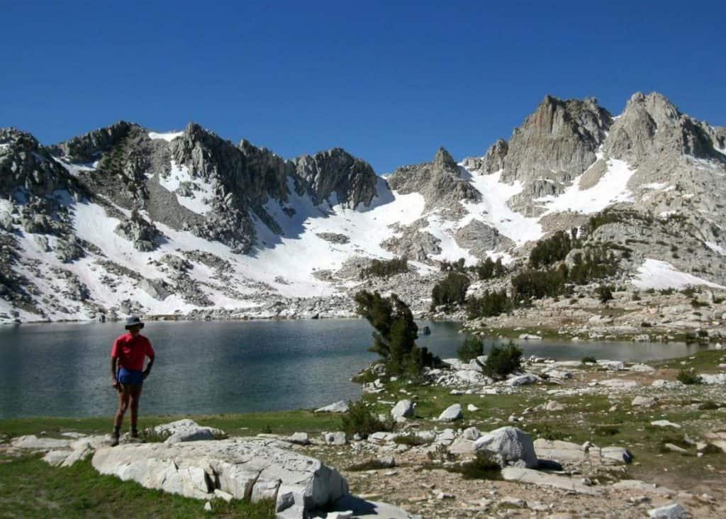 The John Muir Trail, California