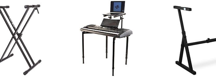4 Best Keyboard Stands for Gigs & Performing