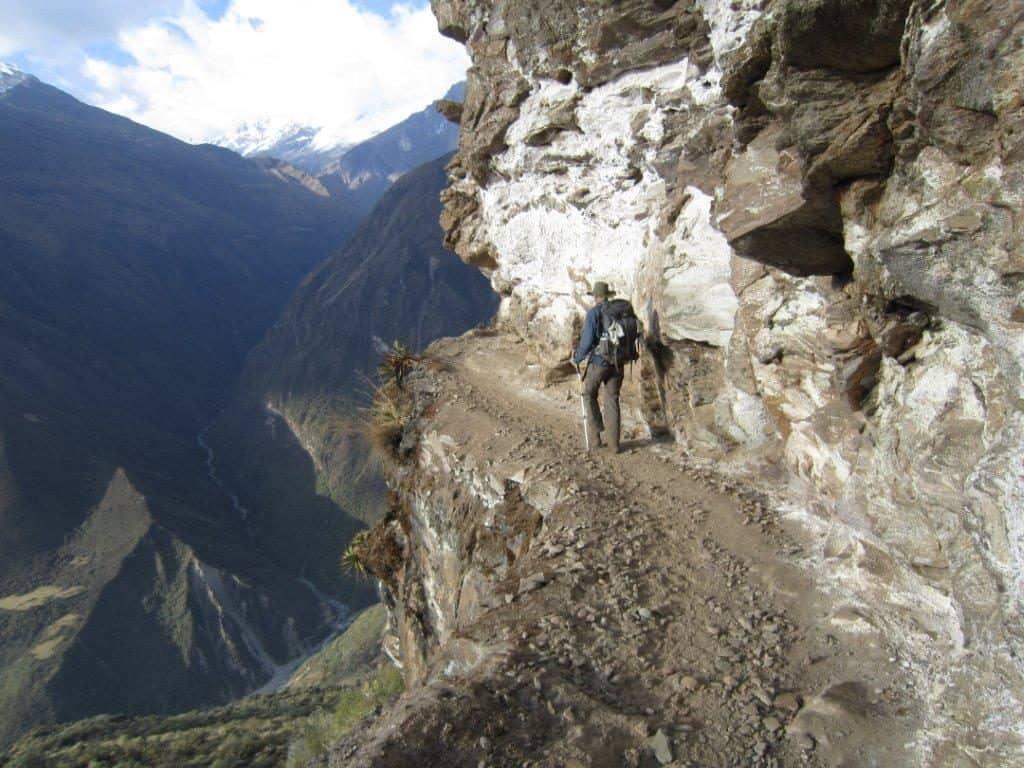 Huayna Picchu Trail, Peru