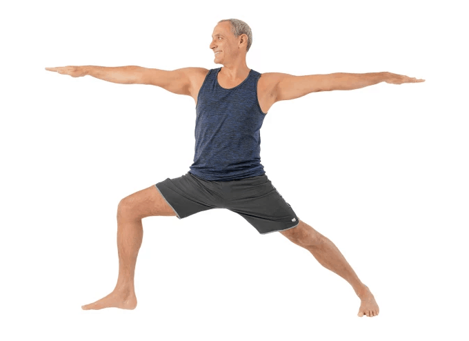 Warrior_II_yoga_pose