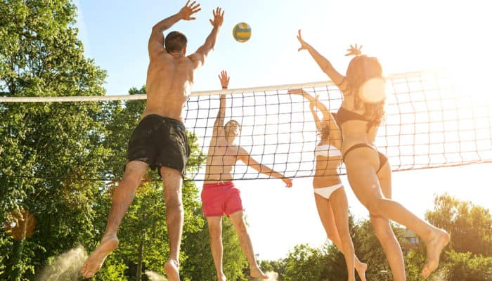4 Best Outdoor Portable Volleyball Nets