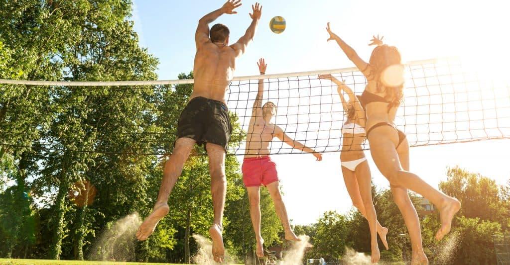best-outdoor-portable-volleyball-net