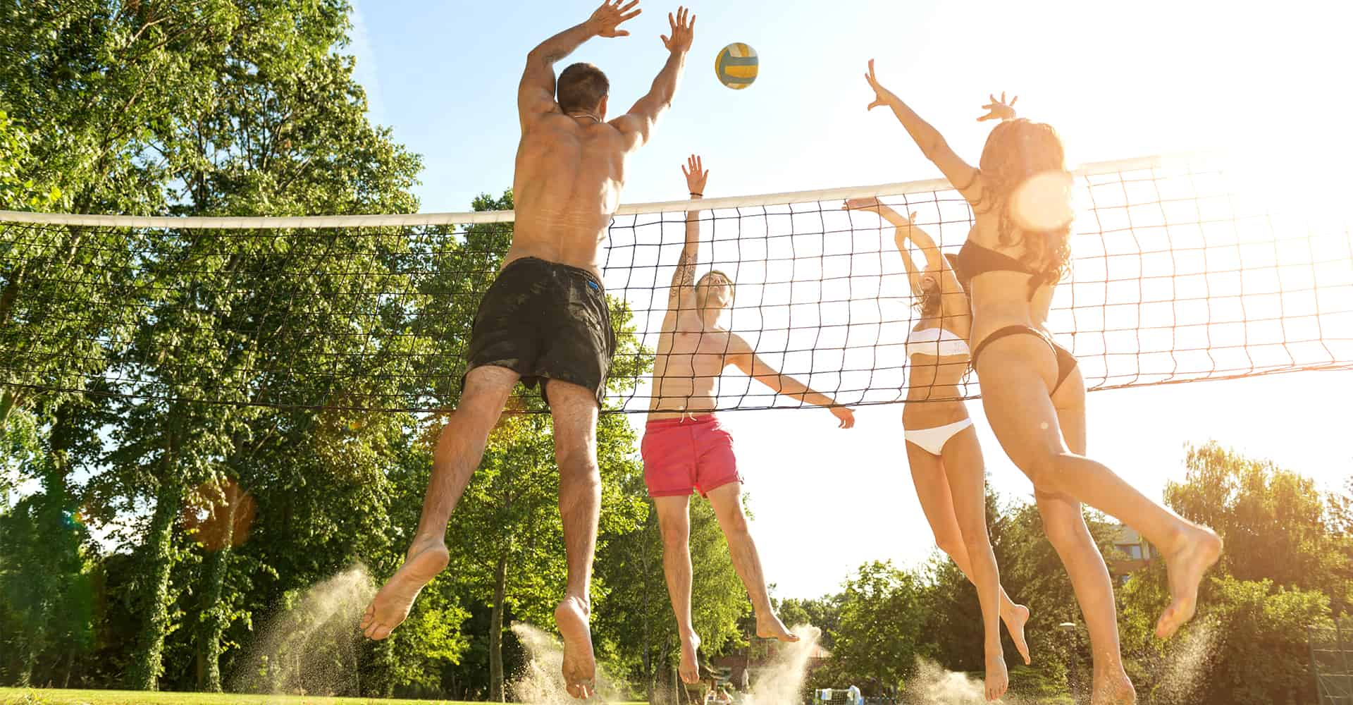 4 Best Portable Outdoor Volleyball Nets Oct 2020 Review