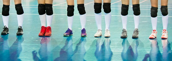 6 Best Women's Volleyball Shoes
