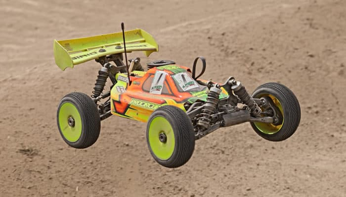 17 Best Nitro Gas Powered RC Cars & Trucks That Are Fast & Furious!