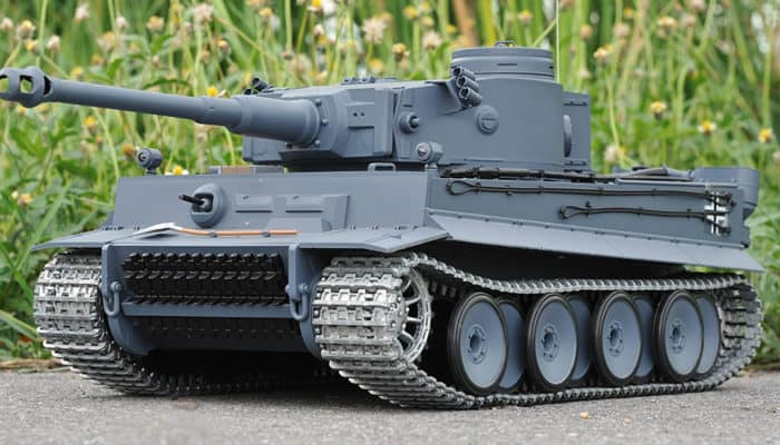 10 Best RC Tanks That Are Realistic & Fun!