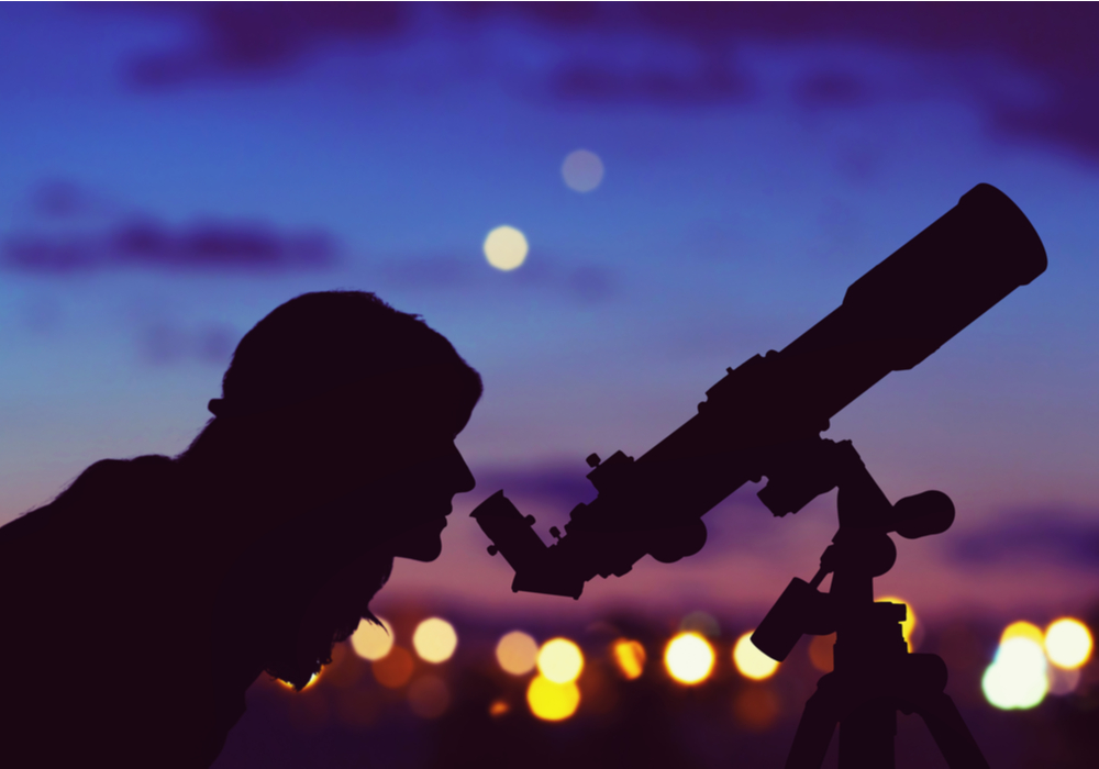 woman-with-telescope