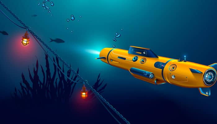 5 Best RC Submarines With Cameras