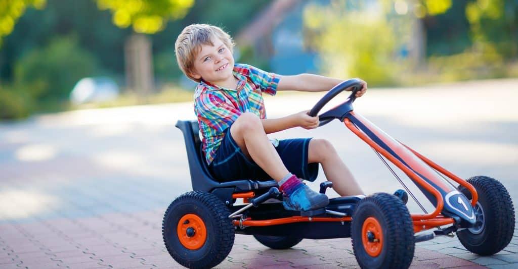 pedal-go-kart