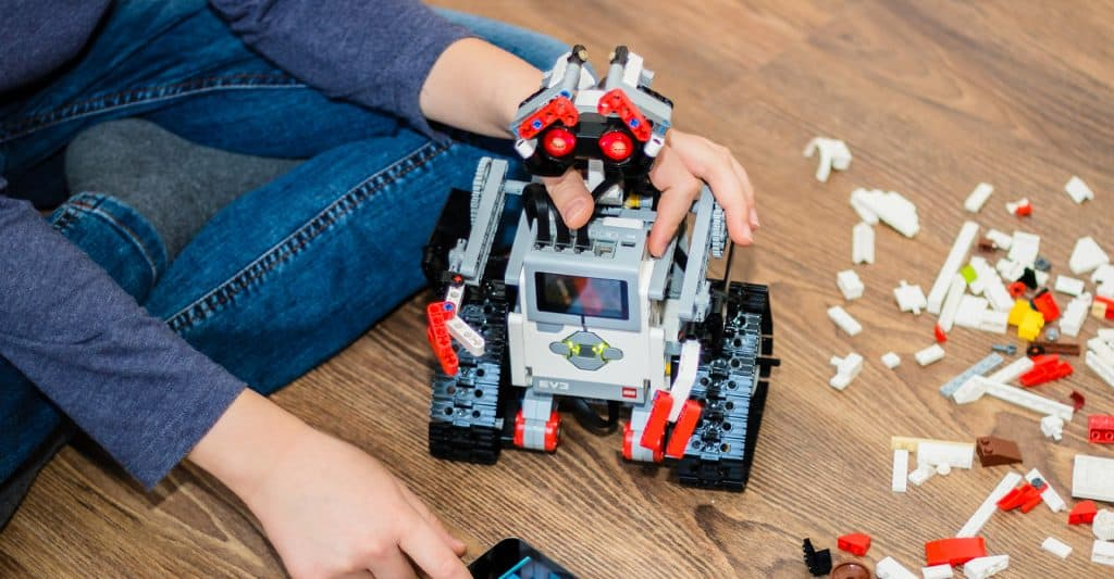 best lego robot kit