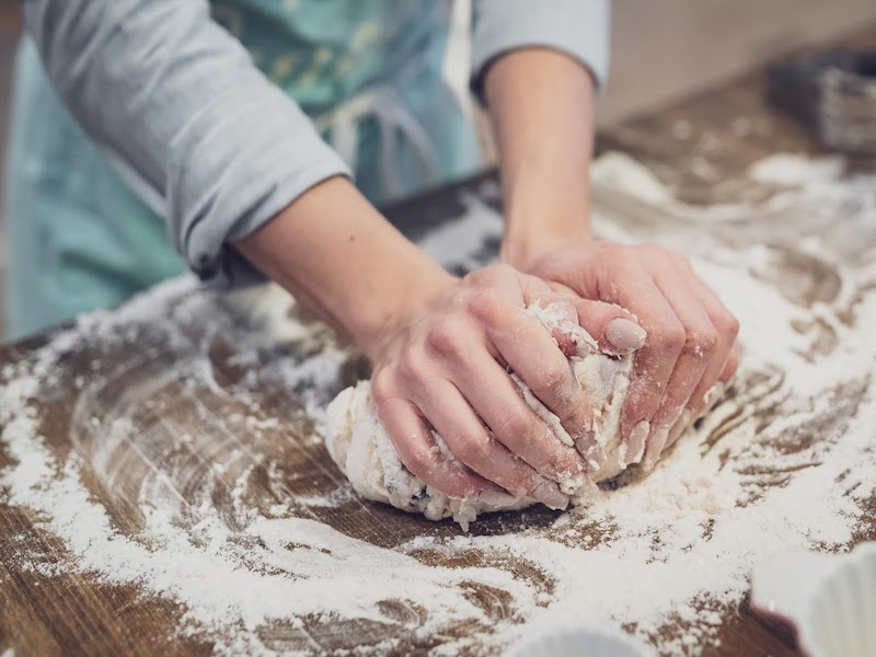 Cooking or Baking