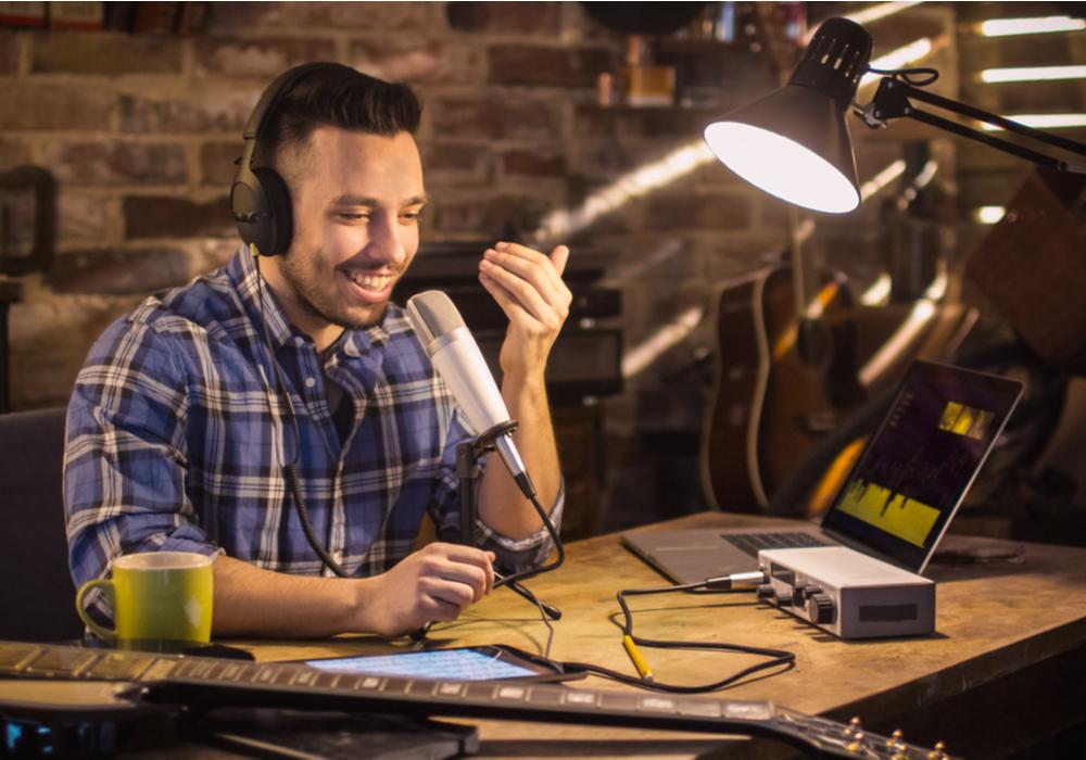 hobby-podcasting