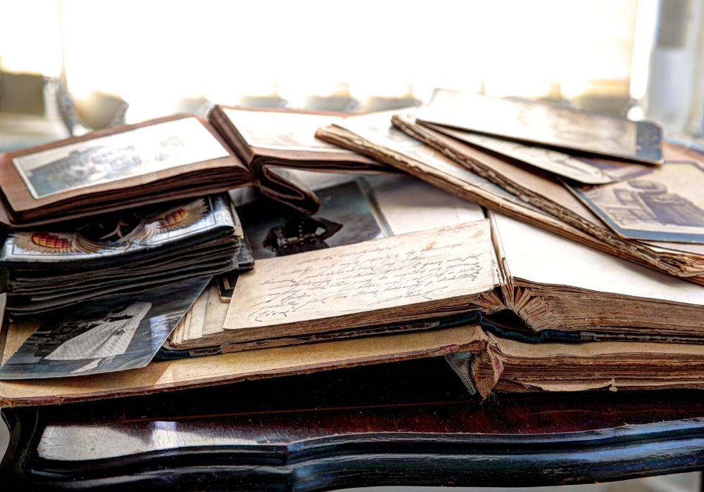 history-of-scrapbooking