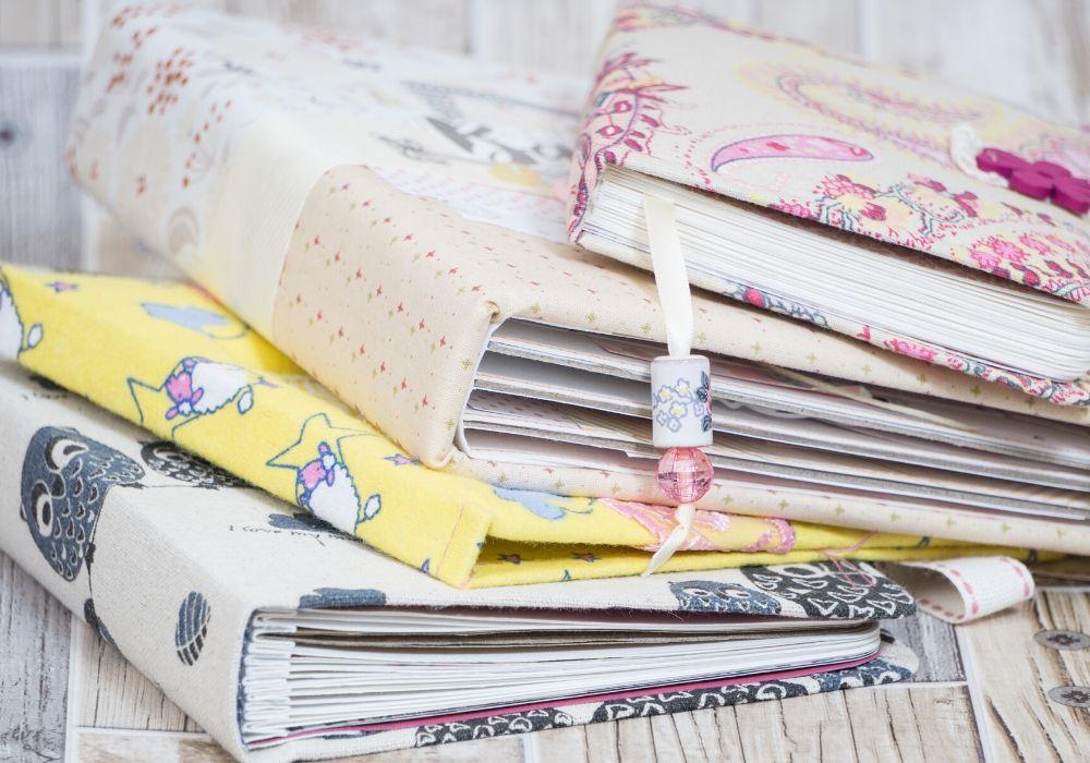 scrapbook-binding-styles