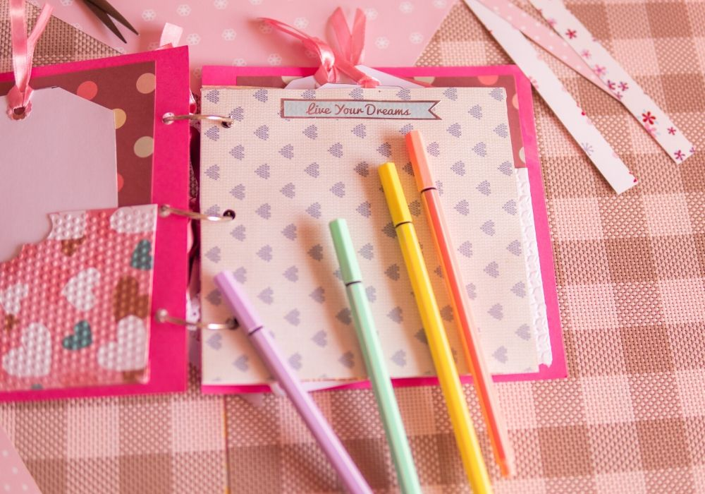 scrapbook-patterned-paper-embellishments