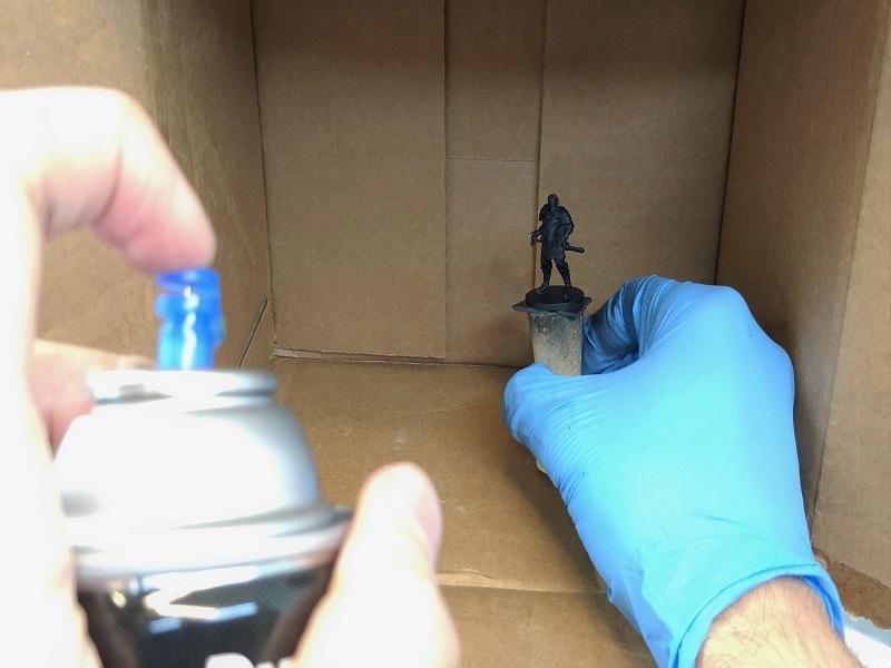 Rustoleum primer for miniatures